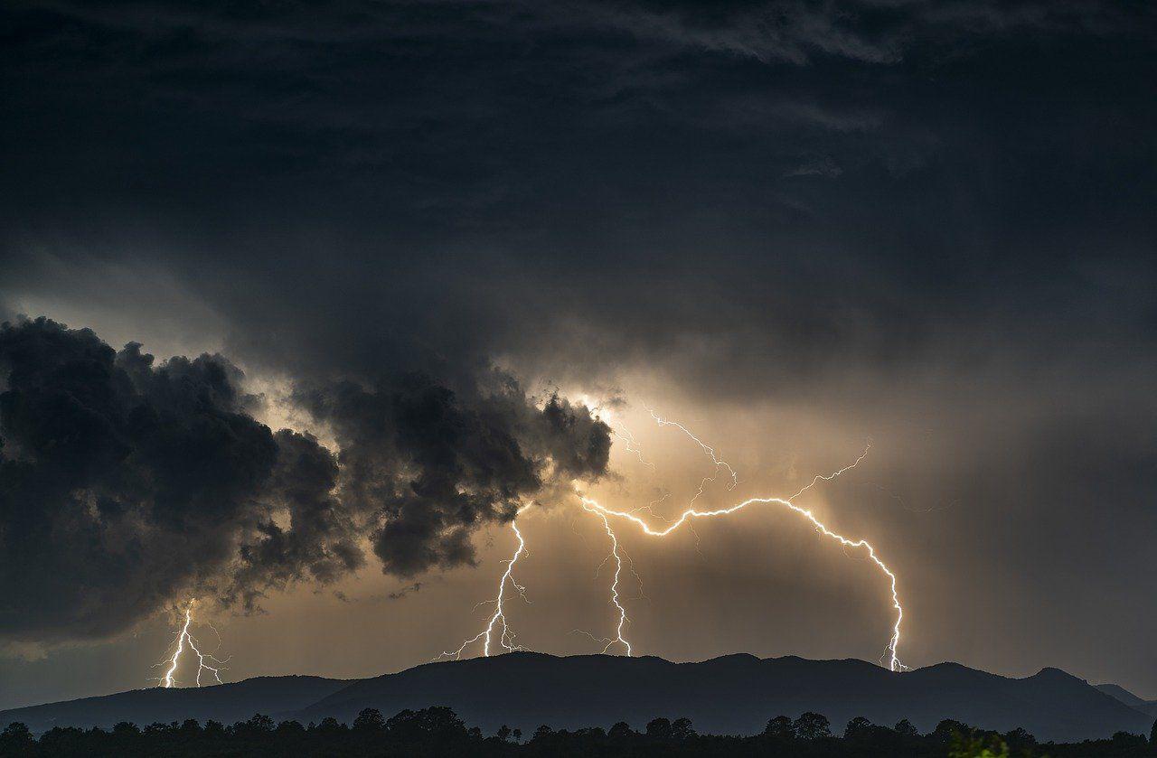 imagen de rayos