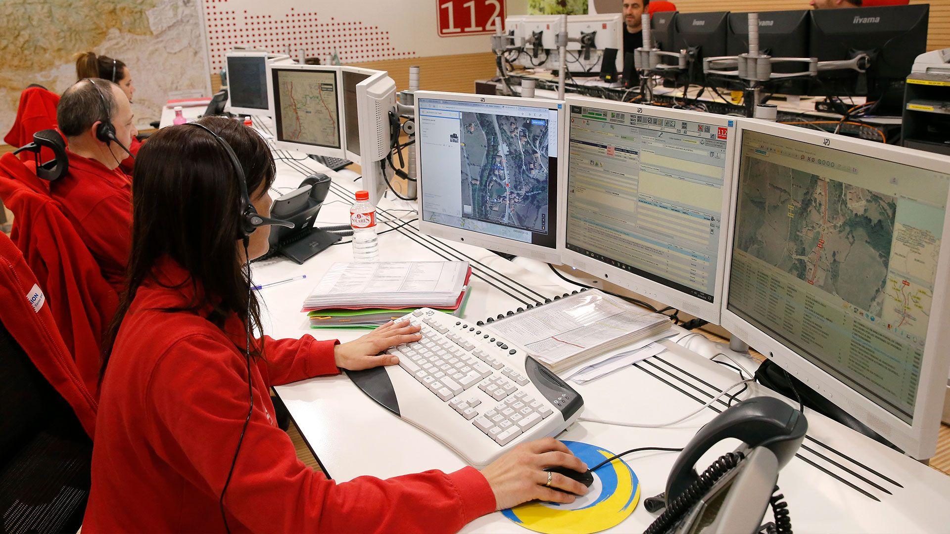112 centro de emergencias de cantabria