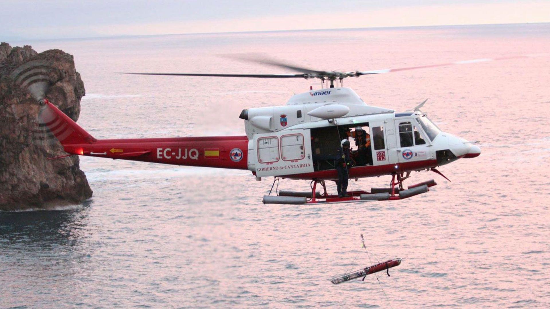 112 rescate maritimo en cantabria