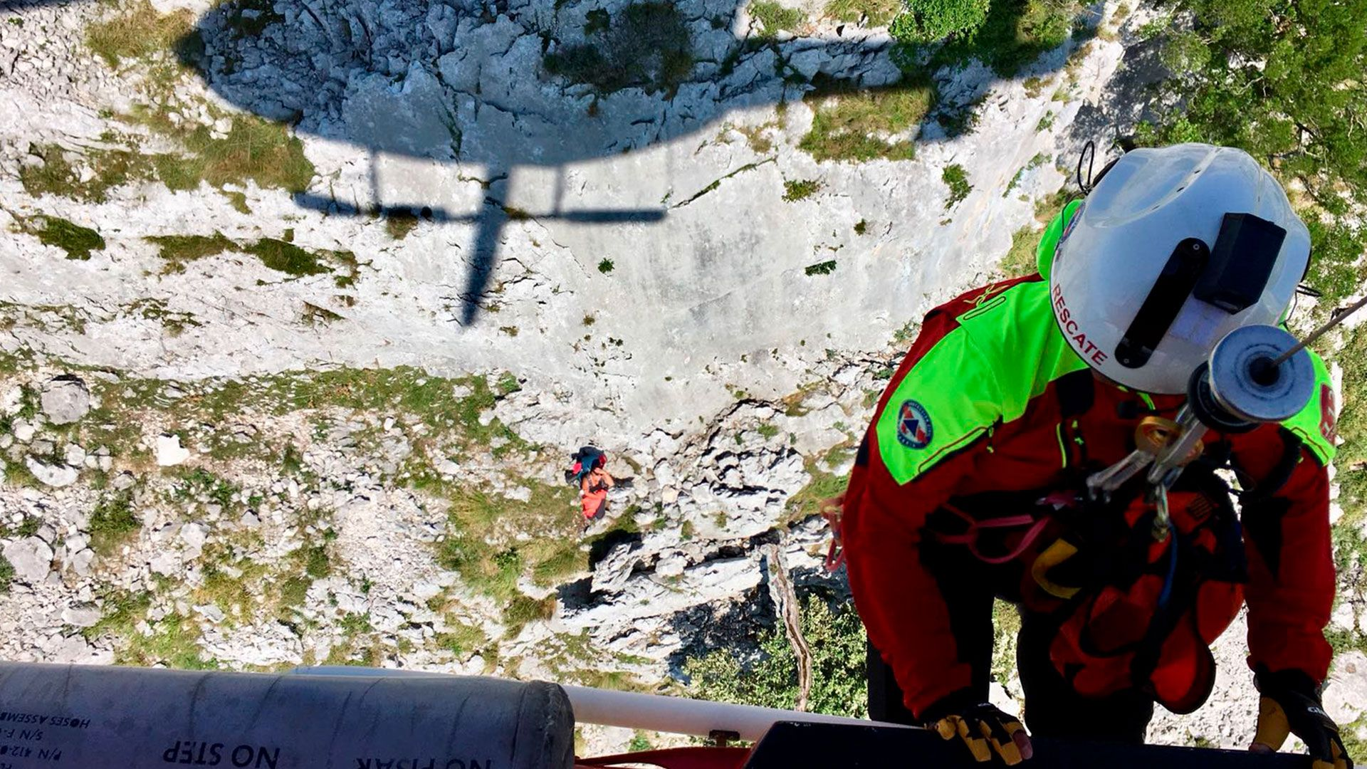 112 rescate picos de europa