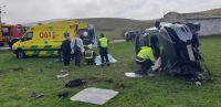 Servicios de emergencias atienden a los heridos